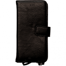 high quality boekhoes zwart for S6 Edge Plus