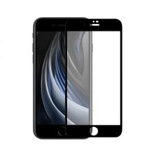 Screenprotector 5D Zwart for iPhone 7 / 8 / SE (2020)