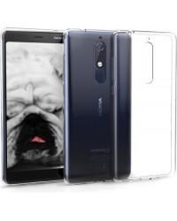 Siliconen Hoesje voor Nokia 5.1