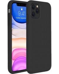 Siliconen Case Zwart for iPhone 11 Pro Max