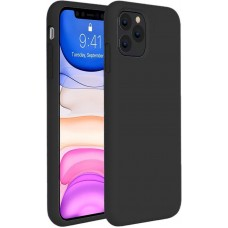 Siliconen Case Zwart for iPhone 11 Pro Max