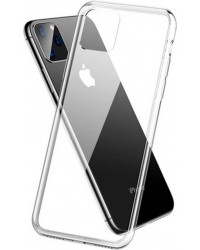 Siliconen Case Transparant for iPhone 11 Pro