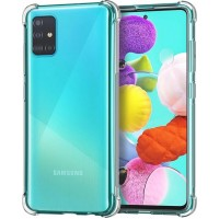 Pantser Siliconen for Galaxy A51