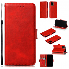 High Quality Boekhoes Rood for iPhone 11 Pro Max