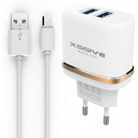 XSSIVE Micro Travel Charger