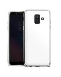 Silicon Case Transparant Galaxy A6 2018