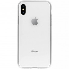 Silicon Case Transparant iPhone X