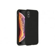 Silicon Case Black iPhone X
