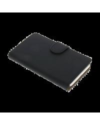 Boekhoes Zwart for iPhone 12