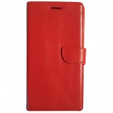 High Quality Boekhoes Rood for iPhone 5 / 5S / SE