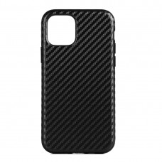 Siliconen Carbon Look Case for iPhone 11 Pro Max