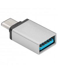 Xssive OTG USB to USB-C Adapter