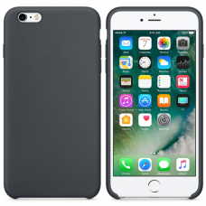 Silicon Case Black iPhone 7
