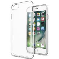 Silicon Case Transparant iPhone 7 Plus