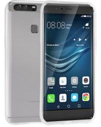 Silicon Case Transparant Huawei P9 Plus