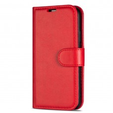 High Quality Boekhoes Rood for Galaxy S6 Edge Plus